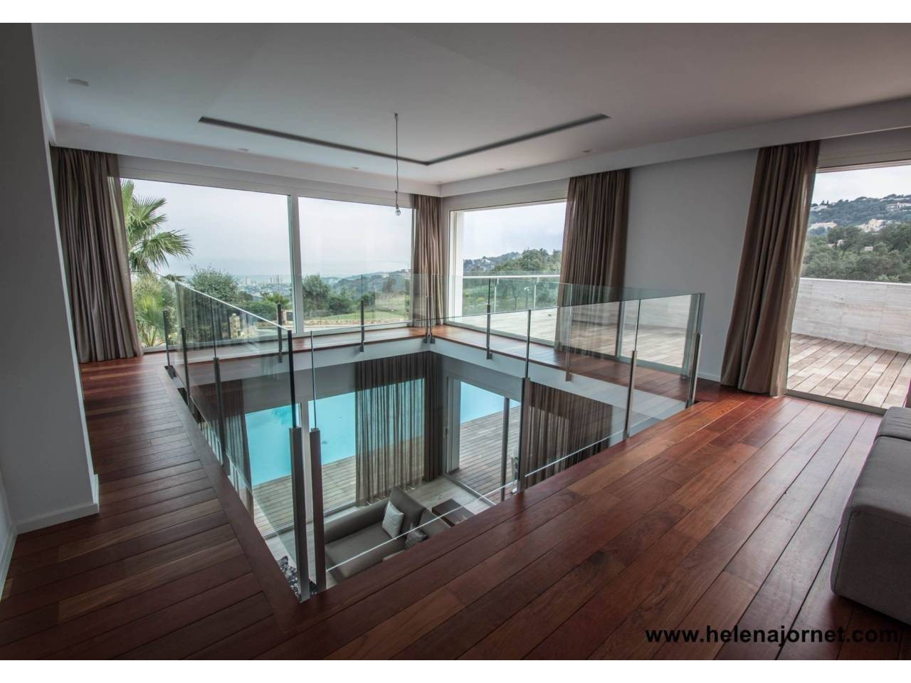 Exclusive newly built house with outdoor and indoor swimming pool and sea views - 78