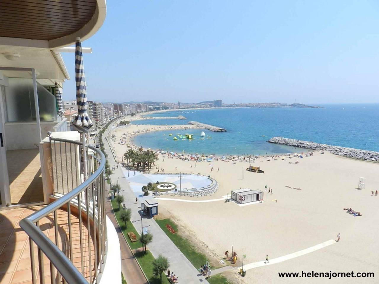 Apartment in Passeig Josep Mundet with wonderful sea views - 1403