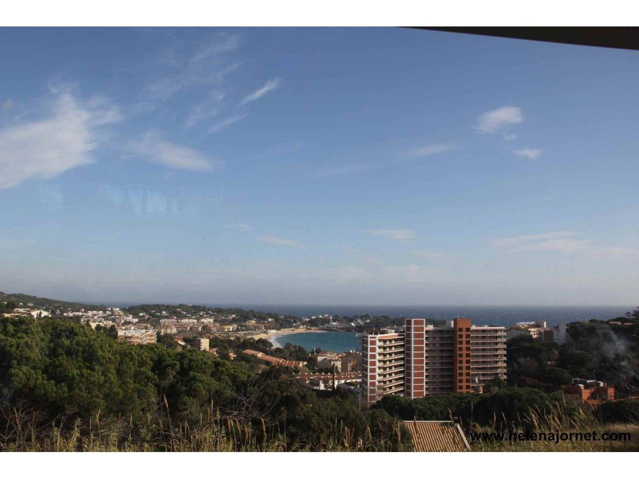 Sensational house with spectacular views to Sant Pol's bay - 337
