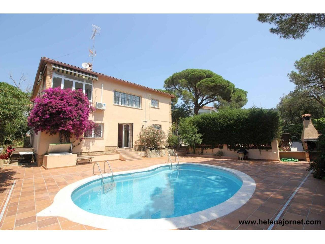 House decorated with Arabic style in Roca de Malvet with wonderful swimming pool - 003434