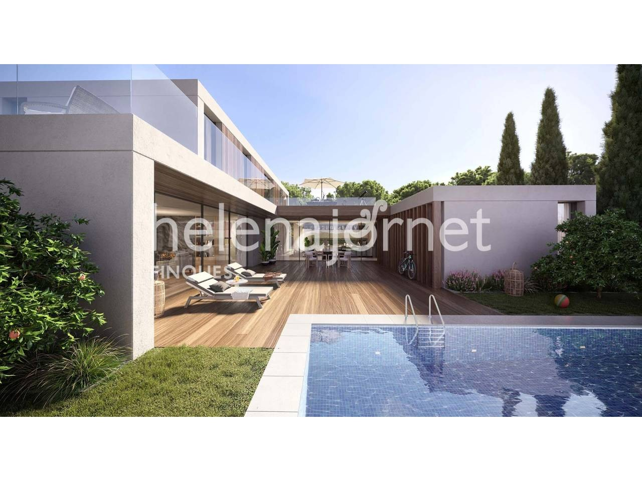 Marvellous new and modern style house in S'Agaró - 1553