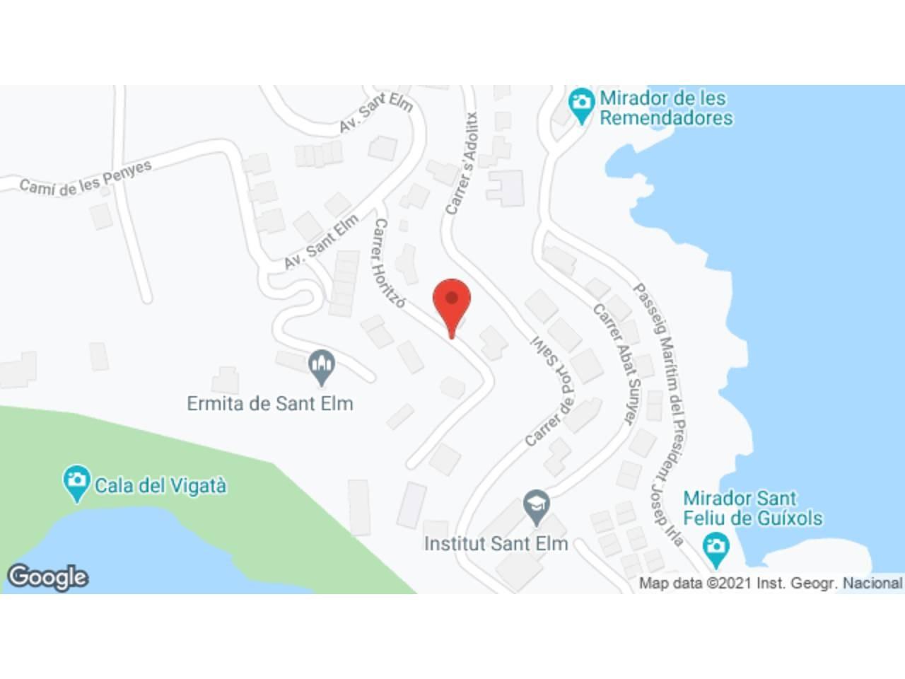 Chalet a cuatro vientos en Sant Elm con buenas vistas al mar. - 305