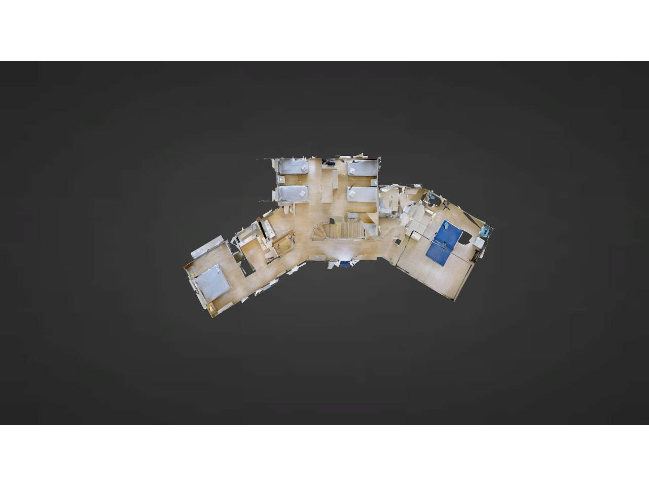 House with private swimming pool at Rio de Oro urbanization. - 152