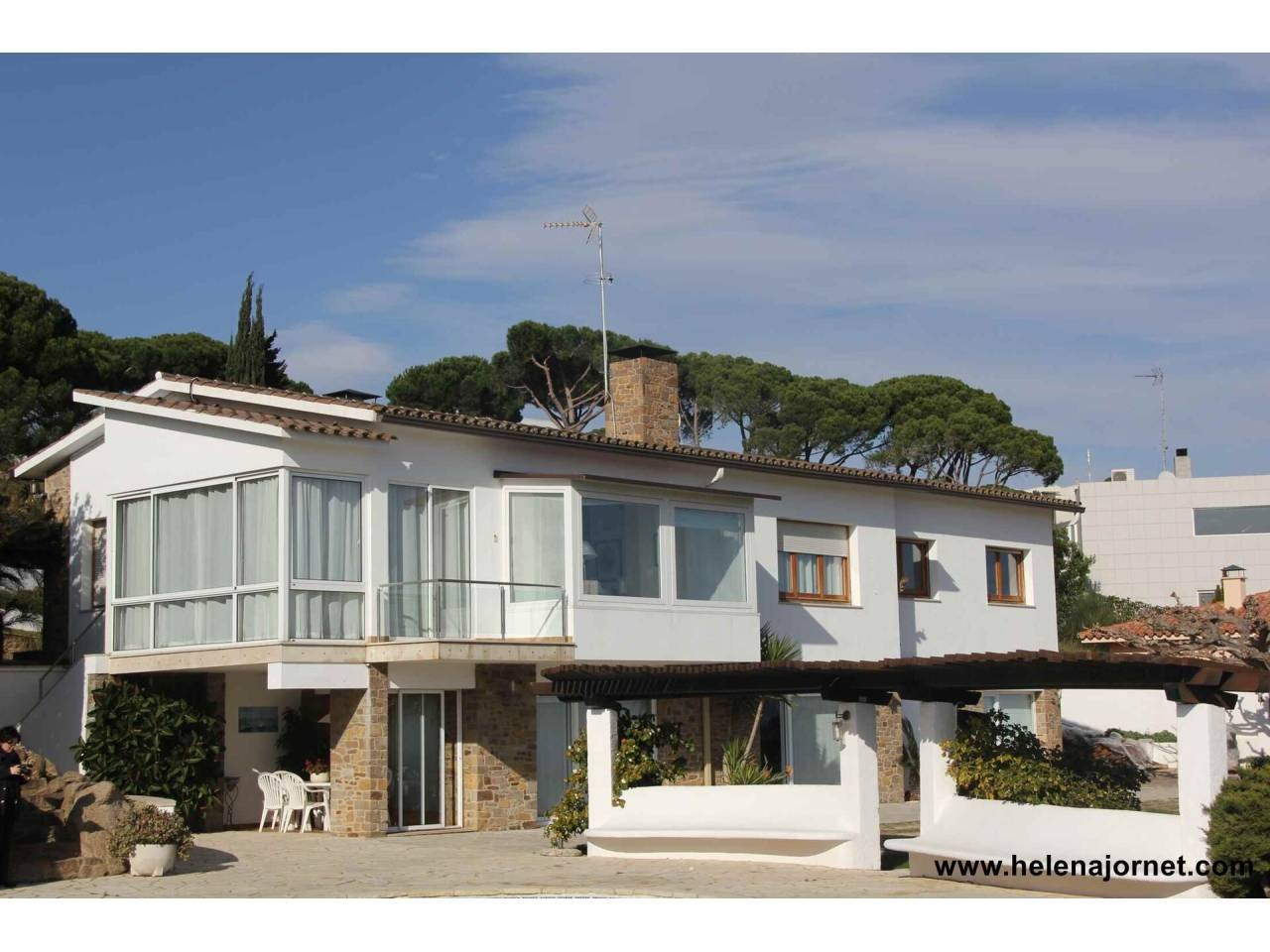 Sensational house with spectacular views to Sant Pol's bay - 2809