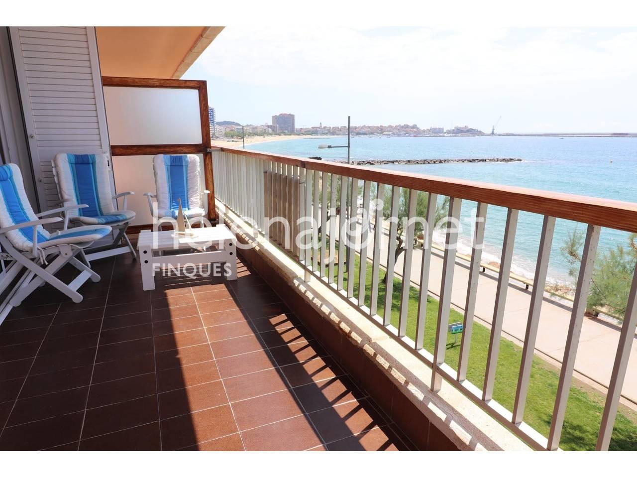 Apartment with panoramic sea views in Sant Antoni de Calonge - 20072