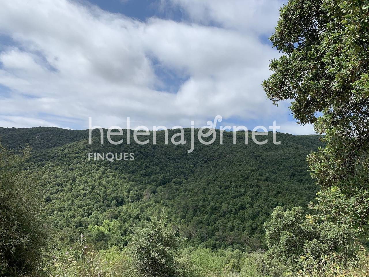 Building land with spectacular views of the sea, mountains and Calonge - 1202