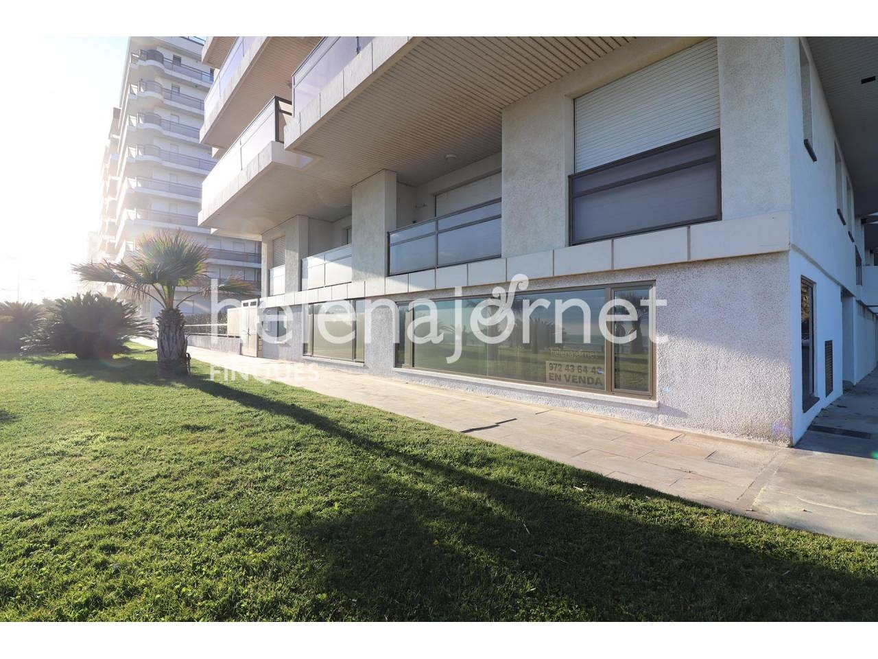 Ground floor on the seafront with community pool and private garage in St Antoni de Calonge - 20076
