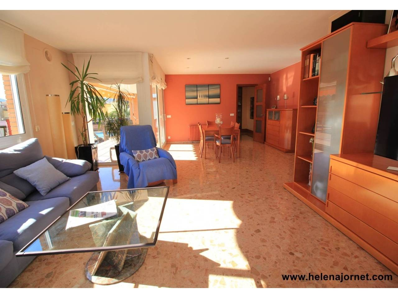 House with large garden and swimming pool in Castell d´Aro - 1475