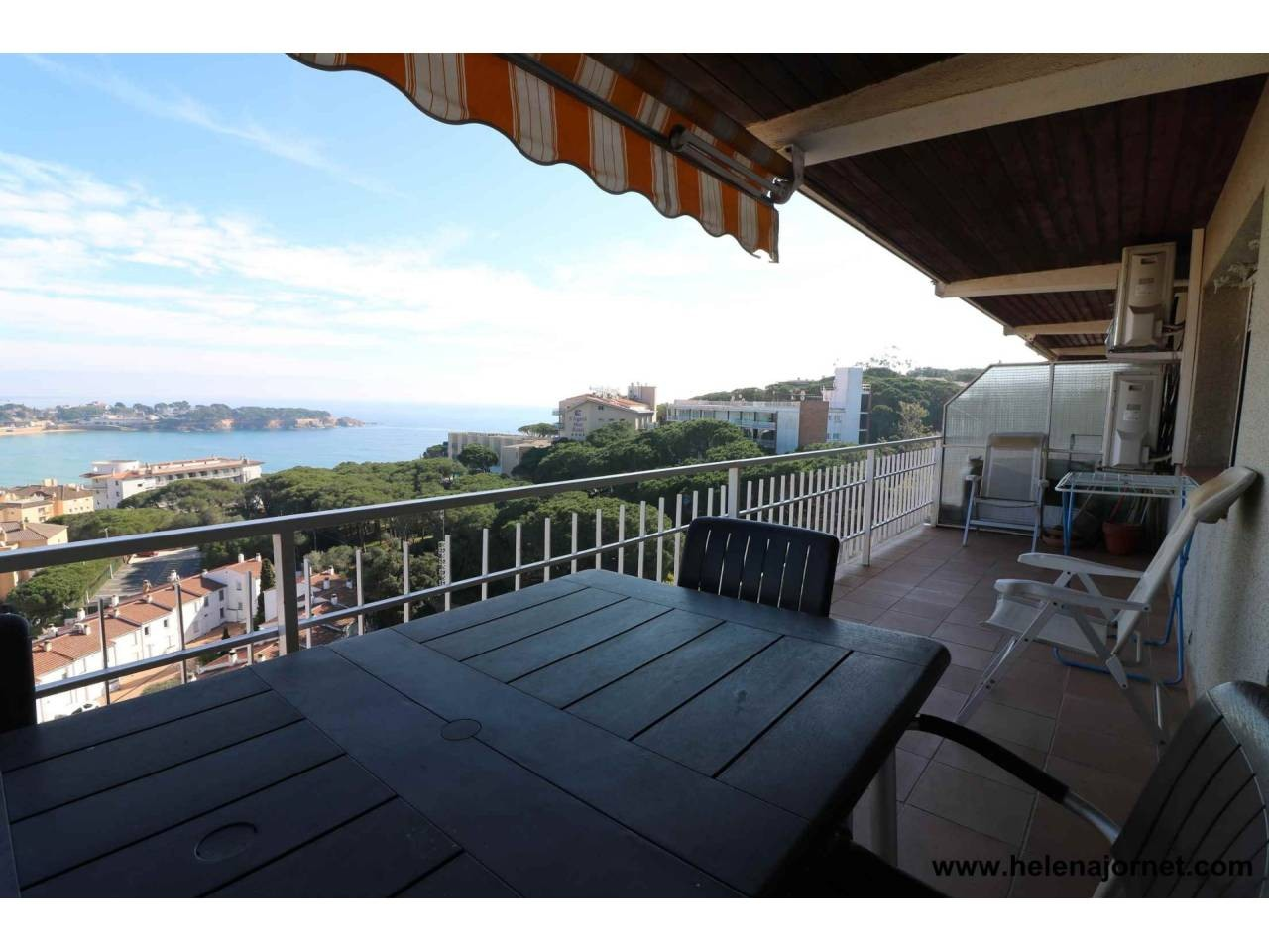 Apartment close to the beach with spectacular views in S´Agaró - 627