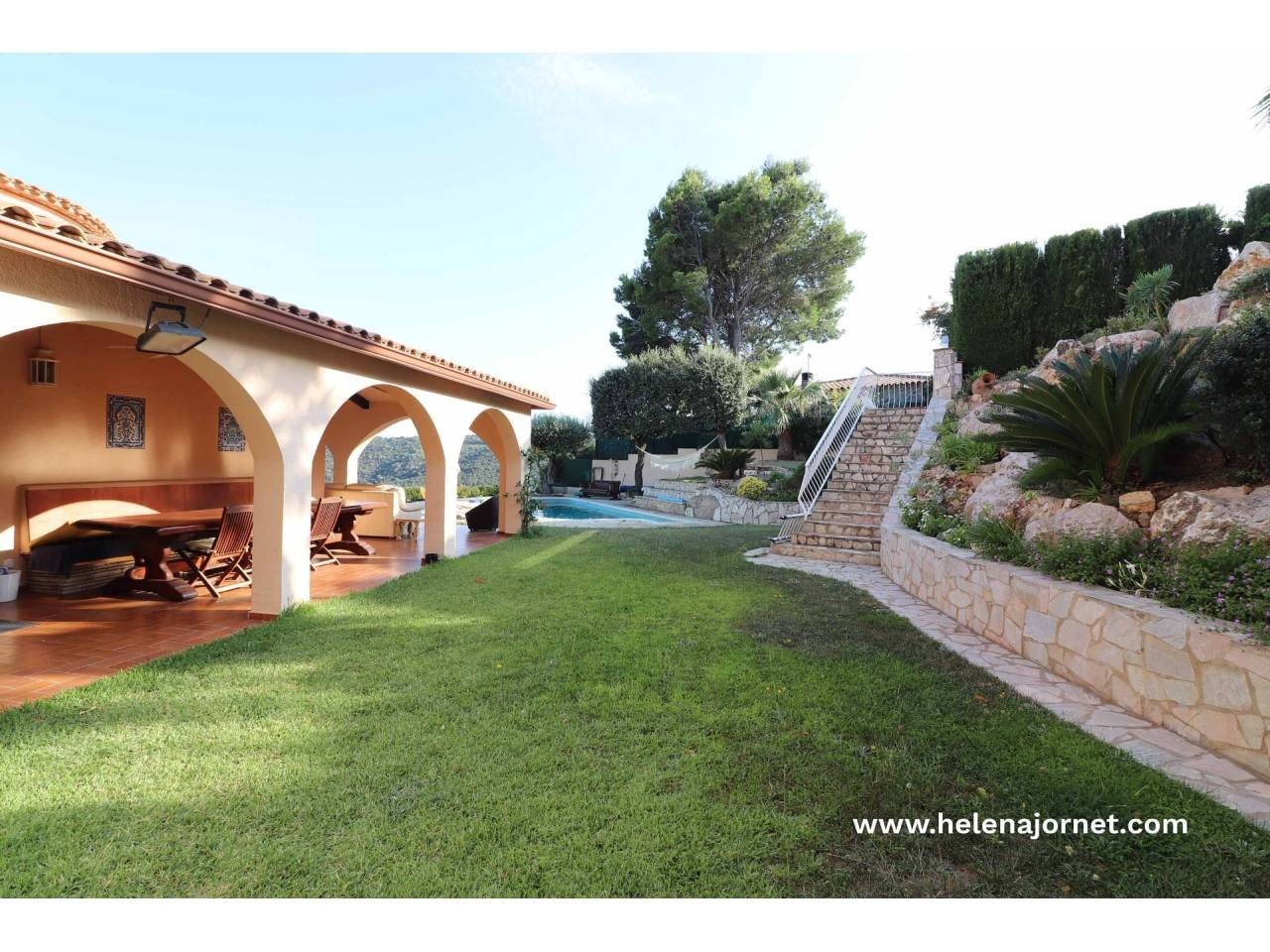 Magnificent and elegant house with amazing views in a privileged area in Calonge - 20021