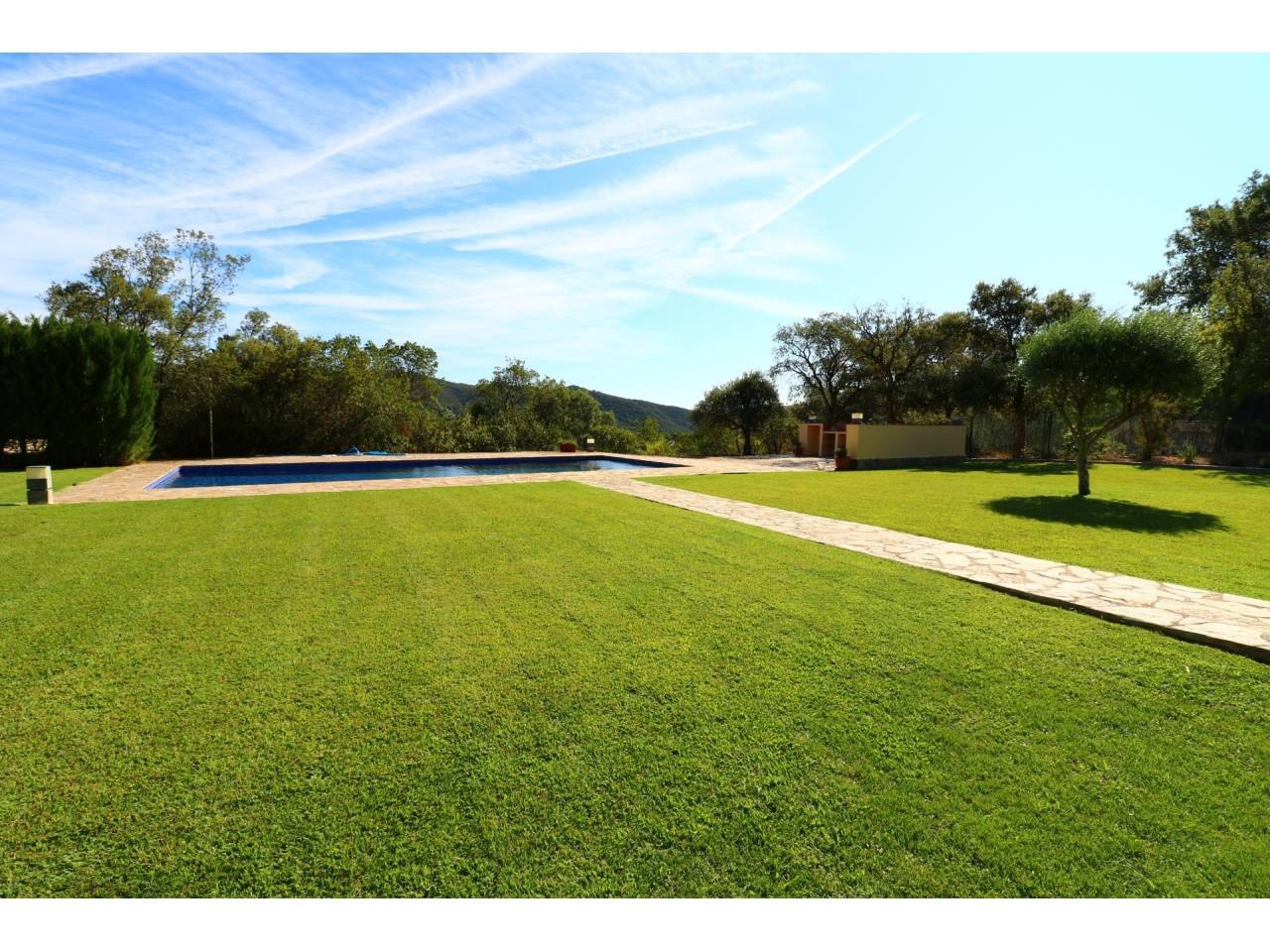Spectacular house with private pool and a wonderful garden in Vall-Repòs ( Santa Cristina d´Aro) - 3491