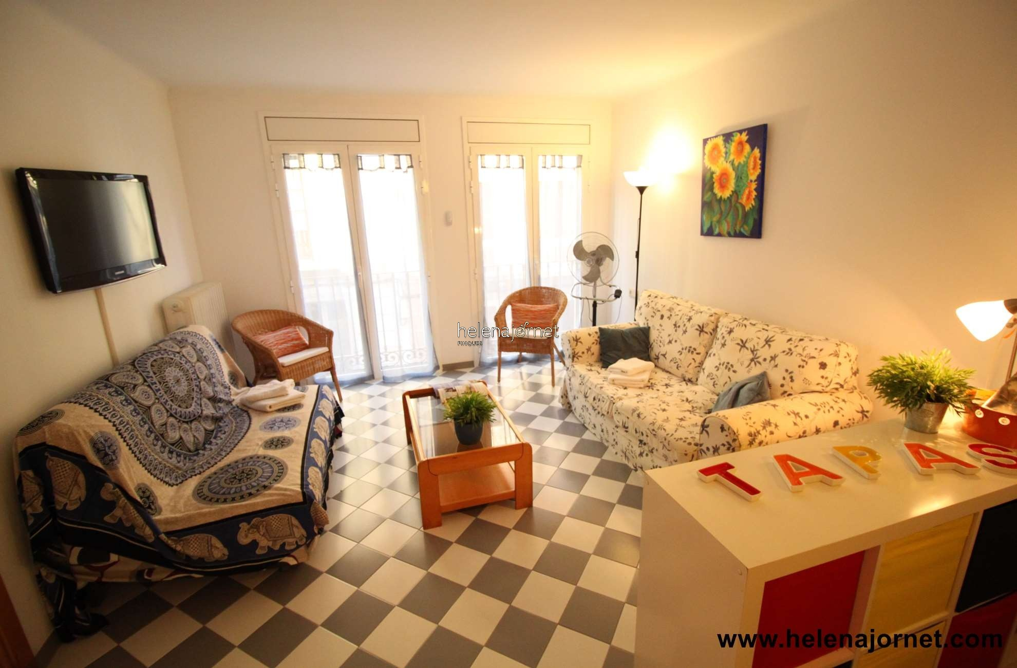 Apartment located just a few meters away from the beach - 70014 Juan Maragall