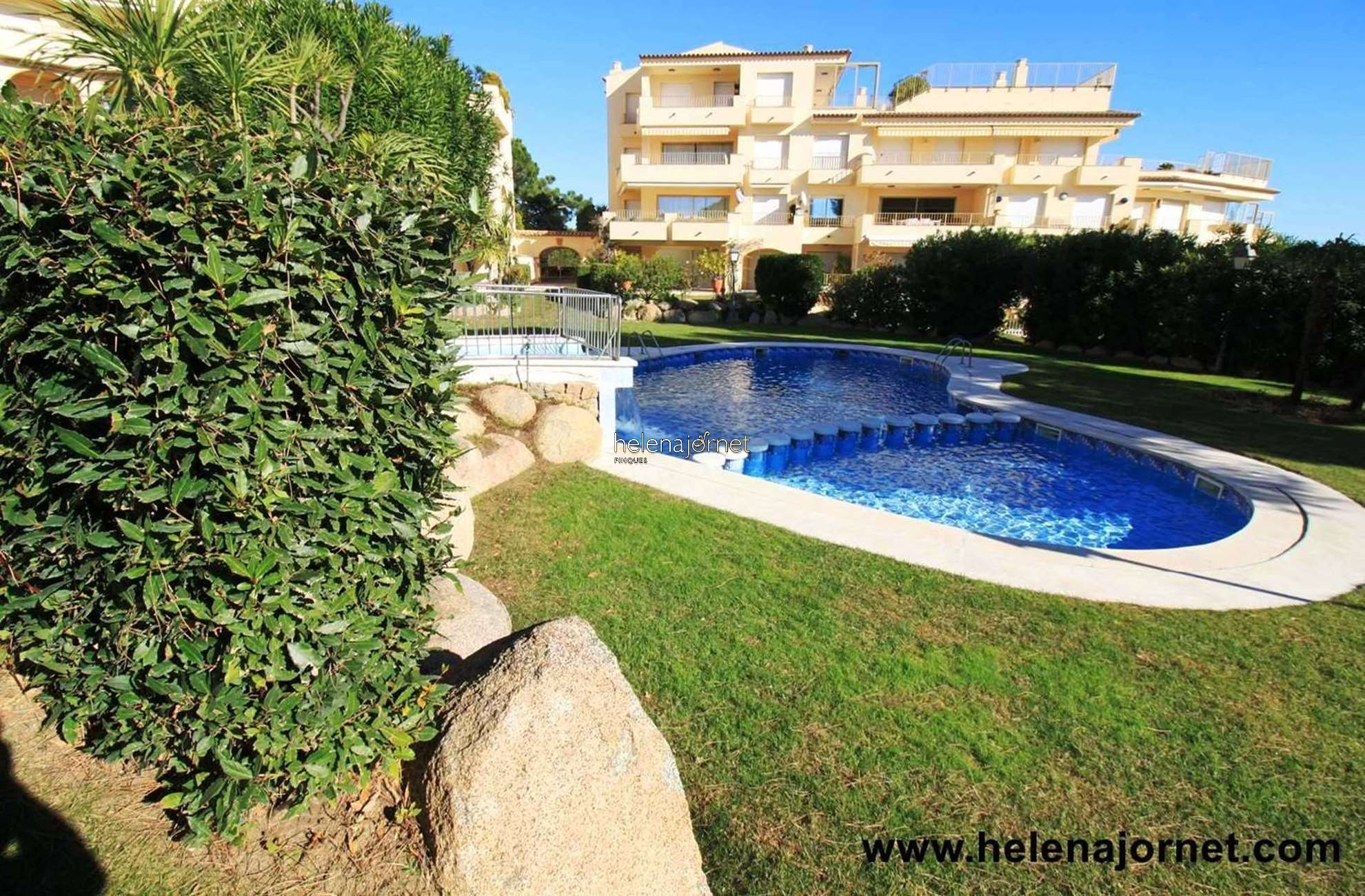 Apartment with terrace, WIFI, sea views and community pool - 46