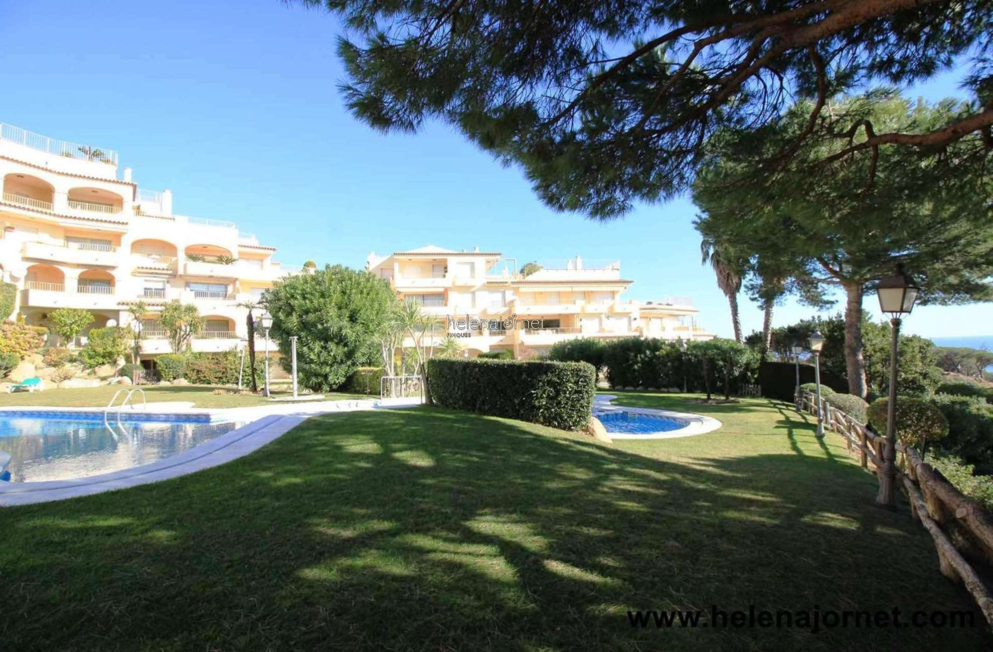 Ground floor apartment with private garden and community pool - 70052 Las Velas
