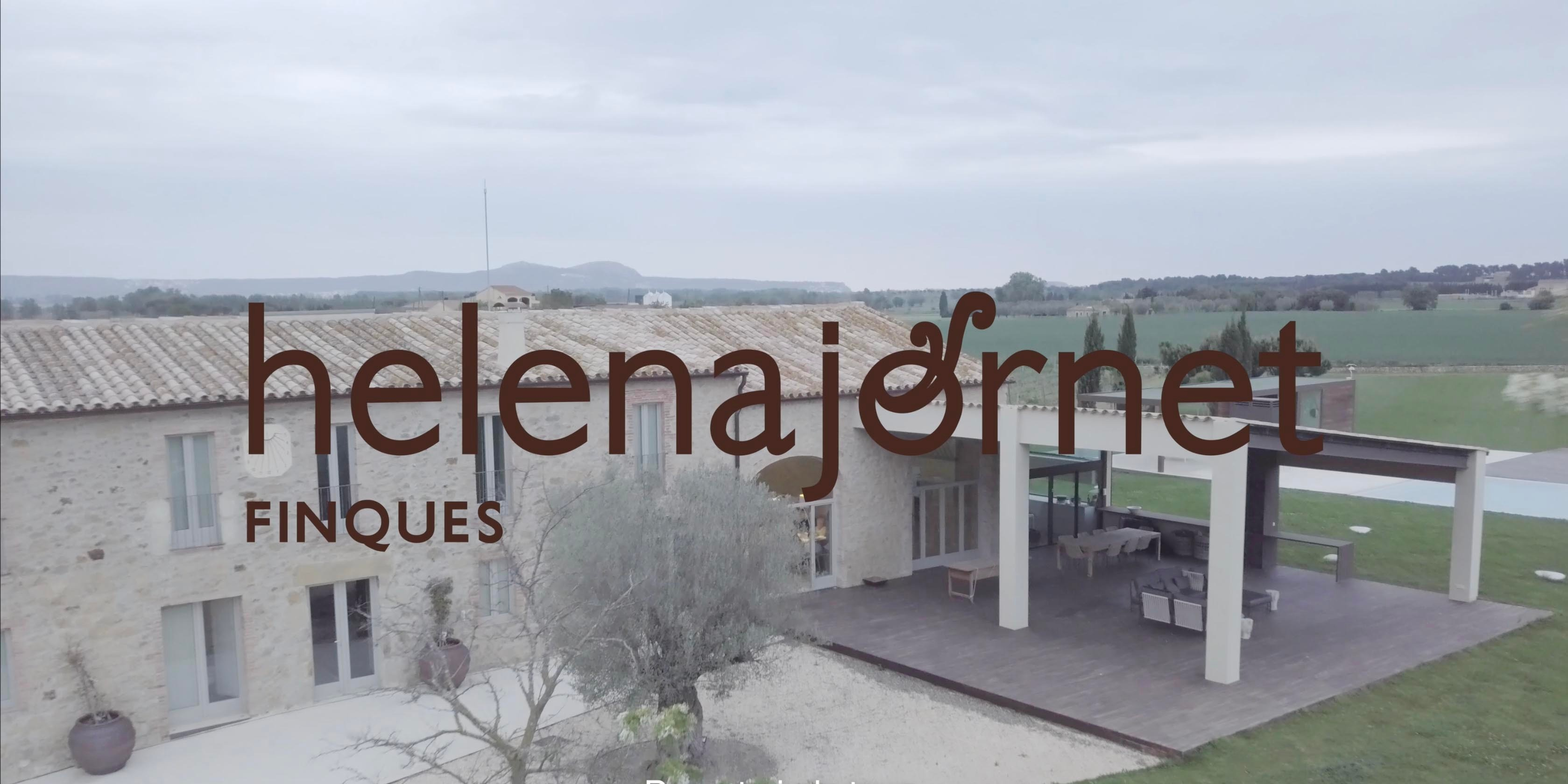 Have you seen Helena Jornet Finques' new spot?