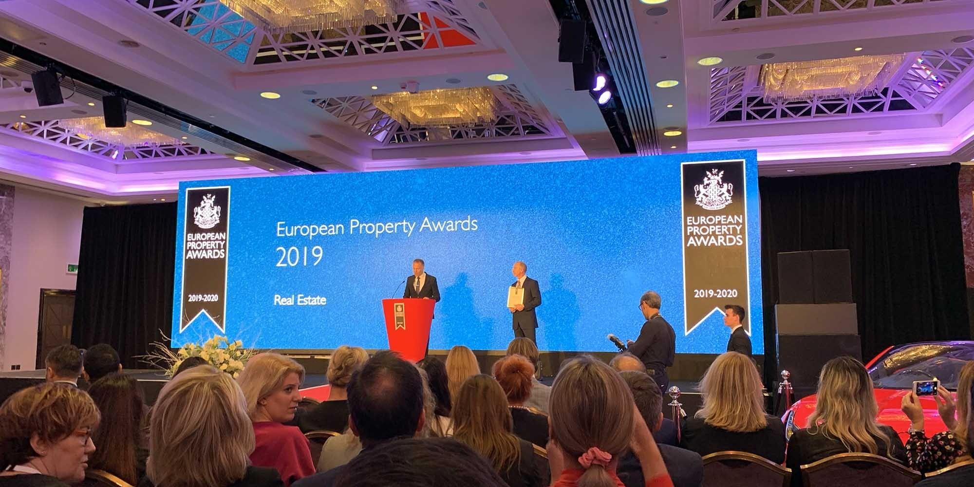Helena Jornet Finques nominada als European Property Awards