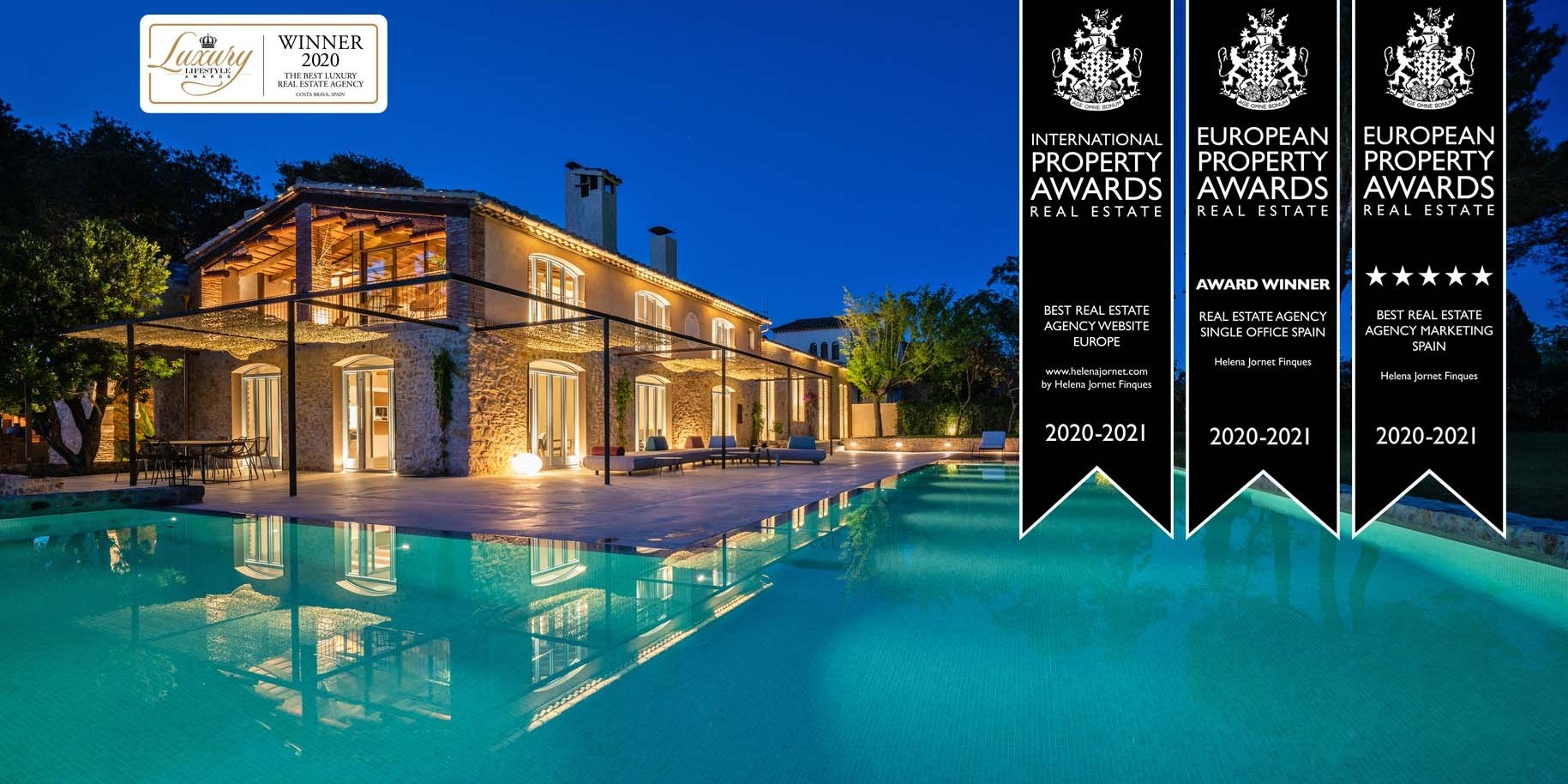 Helena Jornet Finques best real estate Costa Brava